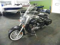 CLEAN 2005 SUZUKI C50 BOULEVARD! A 50 ci fuel-injected