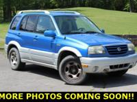 New Price! 2005 Suzuki Grand Vitara LX Cosmic Blue