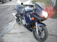 I'm selling my restored 2005 GS500F that was originally