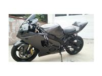 2005 Suzuki GSXR-750. The cleanest 2005 Suzuki 750 on