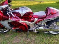 Im selling my garwood custom hayabusa it is called the