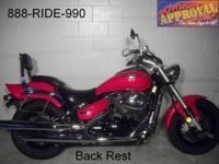 2005 Suzuki M50 Marauder 800 for sale just $3,399!!
