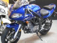 2005 Suzuki SV 650S, with 10,121 miles. 650cc V-Twin