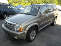 2005 Suzuki XL7 4x4 Vin: JS3TX92V954105093 Mileage: