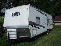 2005 Thor Tahoe 25RKS Travel Trailer. This excellent 25
