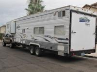 2005 Thor Wanderer Wagon 5th Wheel-$10,500 FIRM FIRM