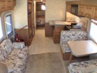 2005 Tiffin Allegro 30DA used class A gas motorhome, 2