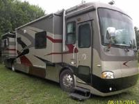 2005 Tiffin ALLEGRO BUS 40QDP, 20365 miles, Diesel
