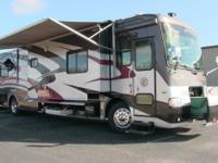 2005 Tiffin Allegro Bus 40TSP totally packed utilized