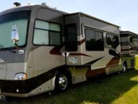 2005 Tiffin Allegro Bus 40QDP. Cummings 400 HP *