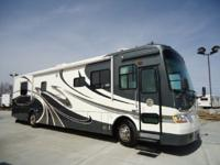 2005 Tiffin Motorhomes Phaeton 40RH:Caterpillar Engine