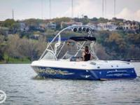 - Stock #78594 - The Tige 22V is a proven wakeboard