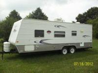 2005 Timberland Riverside 24FB Travel Trailer This