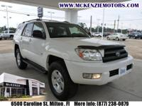 Moonroof. Wow! What a sweetheart! A great deal in