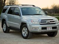 Great Looking Silver 4Runner in Good Condition! ? V6