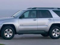 Come see this 2005 Toyota 4Runner SR5 before it's too