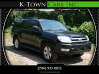 Options:  2005 Toyota 4Runner Sr5 Sport Utility