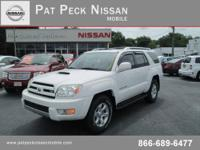 Pat Peck Nissan Mobile presents this 2005 TOYOTA