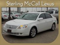 Sterling McCall Lexus presents this CARFAX 1 Owner 2005