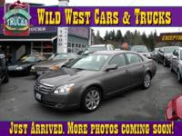 This 2005 Toyota Avalon is in excellent shape with
