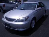 2005 Toyota Camry 4 Door Sedan Our Location is: Nelson