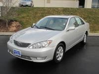 Description 2005 toyota CAMRY Front Wheel Drive, tires