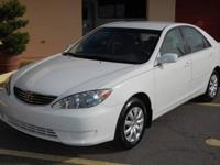 ** IS A VERY NICE, LOW MILEAGE 46,409 2005 MODEL CAMRY