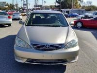 2005 Toyota Camry the comfortable and timeless, Toyota