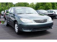 This Toyota Camry LE is the right car for almost any