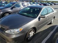 Looking for a clean, well-cared for 2005 Toyota Camry?