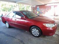 Options:  2005 Toyota Camry Le|Don't Bother Looking At