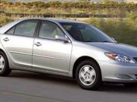 2005 Toyota Camry  CARFAX One-Owner. 33/24 Highway/City