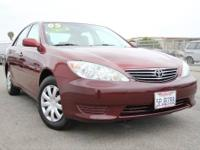 CAMRY LE!!!! ONE OWNER!!!! THIS BEAUTIFUL CAMRY HAS