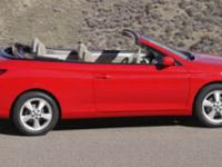 Exterior Color: absolutely red, Body: Convertible,