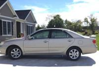 2005 Toyota Camry V-6 XLE ~~w/Low Miles~~Well