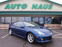 You can't go wrong with this amazing 2005 Toyota Celica