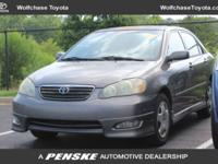 CARFAX 1-Owner. S trim. JUST REPRICED FROM $6,500, EPA