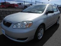 4DR. 5 Speed Manual. Excellent Fuel Mileage And