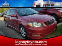 New Price! RARE FIND!!, Corolla XRS, 4D Sedan, 1.8L I4
