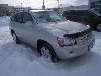 2005 Toyota Highlander All-wheel Drive Our Location is: