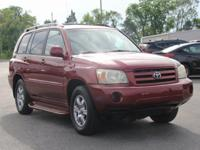 AS IS !   2005 Toyota Highlander V6  Wholesale to