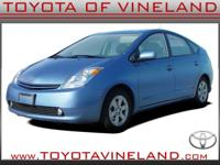 Don't miss out on this 2005 Toyota Prius Base! It comes