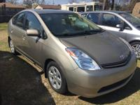 Options:  2005 Toyota Prius Air Conditioning|Power