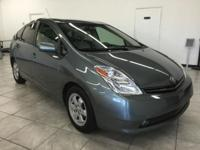 2005 TOYOTA PRIUS HYBRID 4DR GRAY !GREAT MPG! FAMILY