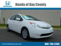 Honda of Bay County presents this 2005 TOYOTA PRIUS 5DR