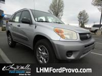 Only 41,041 Miles! This Toyota RAV4 delivers a Gas I4