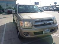 We are excited to offer this 2005 Toyota Sequoia. Drive