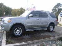 CHECK OUT THIS ***2005 TOYOTA SEQUOIA LIMITED*** THIS