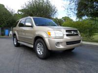 2005 TOYOTA Sequoia WAGON 4 DOOR 4dr SR5 (Natl) Our