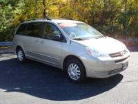 2005 Toyota Sienna LE Our Location is: North End